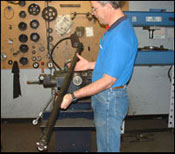 T & H Parts is the only company in Northwest Colorado that provides custom driveshaft building and repair